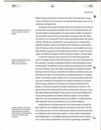 Apa essay writing format