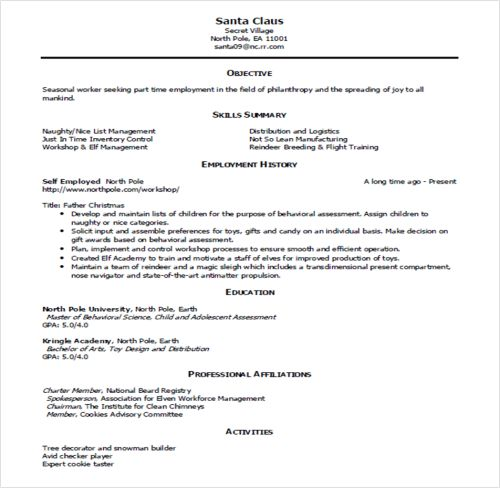 Resume « My Career Advisor « Page 2 My Career Advisor