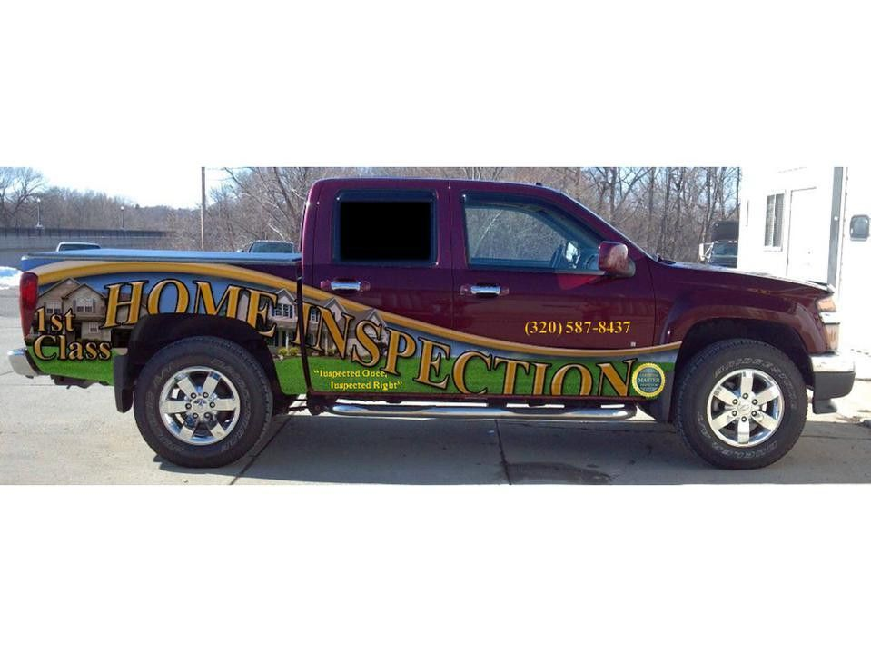 Truck Wrap - InterNACHI Inspection Forum