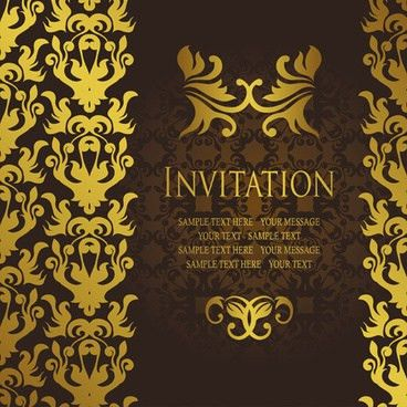 Business invitation card template free vector download (29,757 ...
