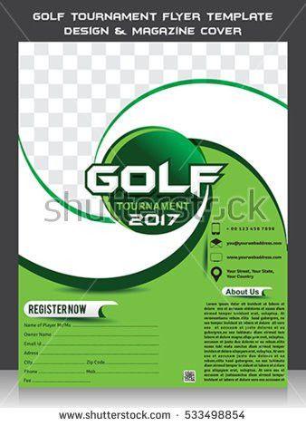 Golf Tournament Flyer Template. Golf Tournament Flyer Template ...