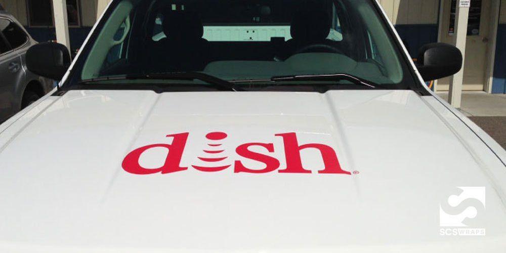 Dish Network Fleet Graphics · SCS Wraps