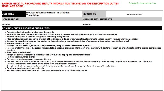 Occupational Safety And Health Inspector Job Descriptions