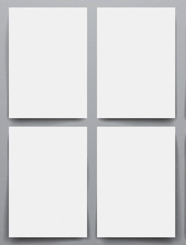 40+ Blank Templates - Free Sample, Example Format   Free & Premium ...