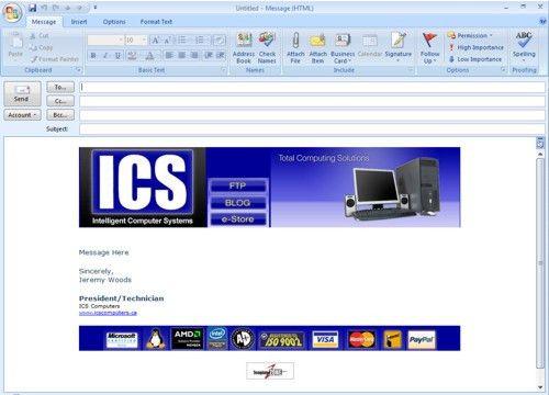 ICS Computers - Websites
