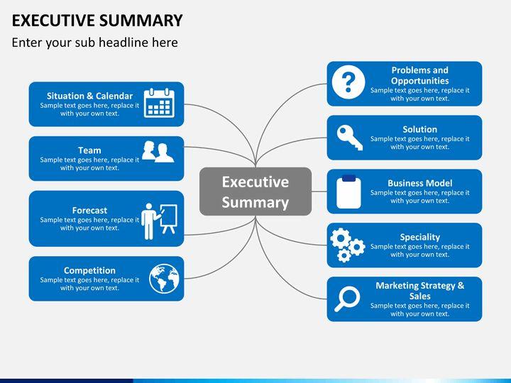 executive summary template powerpoint executive summary powerpoint ...