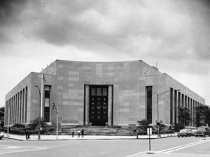 Central Library | Brooklyn Public Library