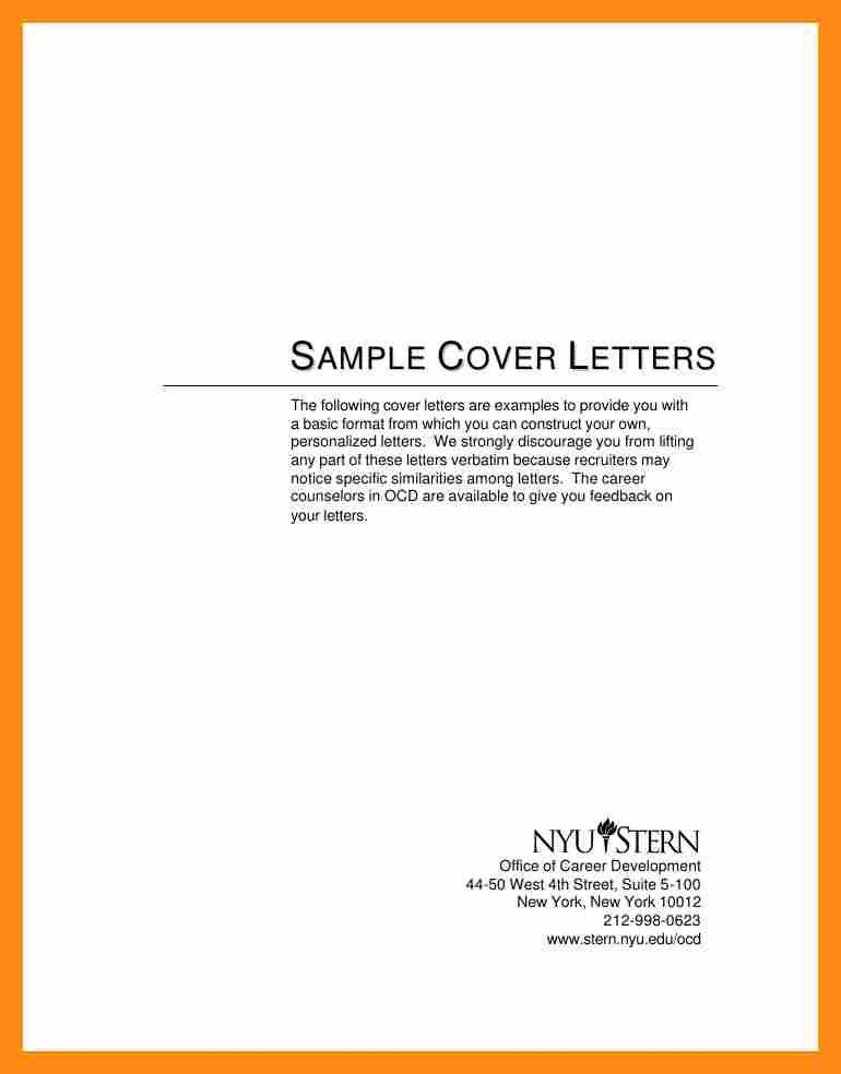 Download Writing A Short Cover Letter | haadyaooverbayresort.com