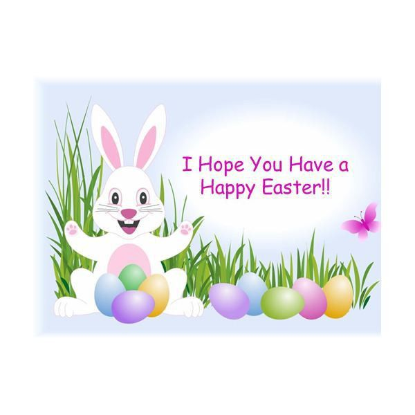 Five Easter Backgrounds for Greeting Cards, Flyers & Other Desktop ...