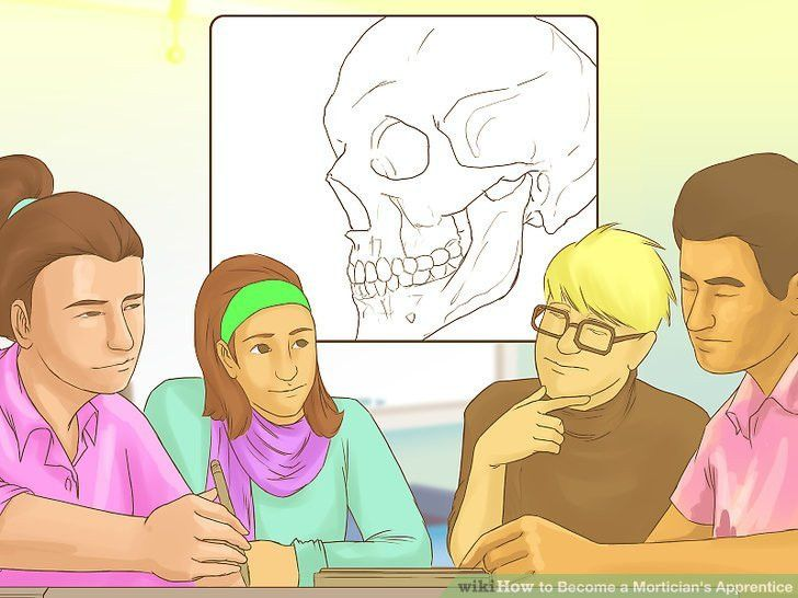 How to Become a Mortician's Apprentice (with Pictures) - wikiHow