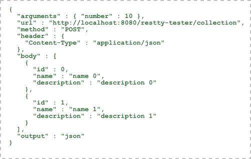 JSON EXAMPLE - alisen berde