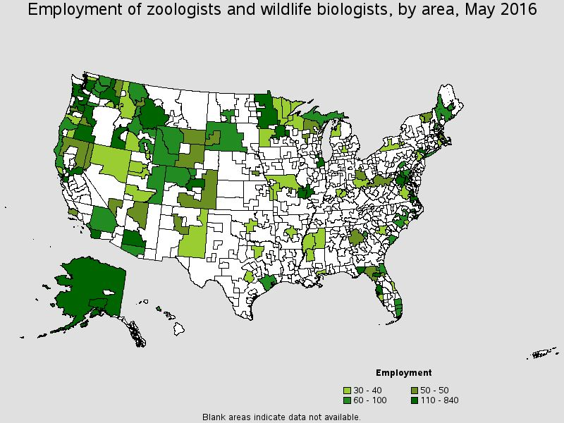 Zoologists and Wildlife Biologists