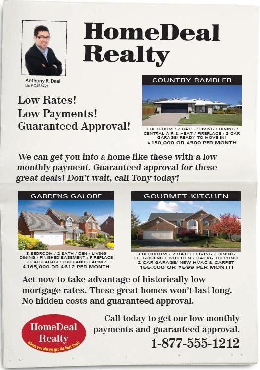 Agents, builders get warnings about mortgage ads | North Salem NY ...