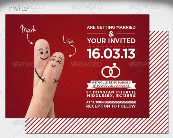 18+ Addressing Wedding Invitation Templates – Free Sample, Example ...