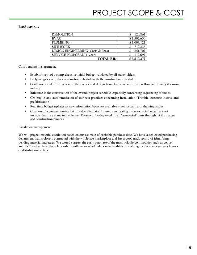 SPSU UC DAVIS PROPOSAL 12 15 14  Hvac Proposal Template