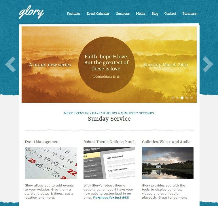 13 Best Images of Magazine WordPress Website Templates - Breaking ...