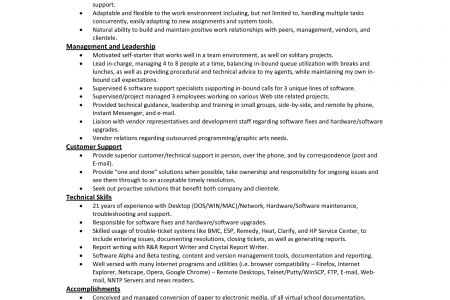Handyman Resume Samples. Full Size Of Resumesample Cv Template .  Handyman Resume Examples