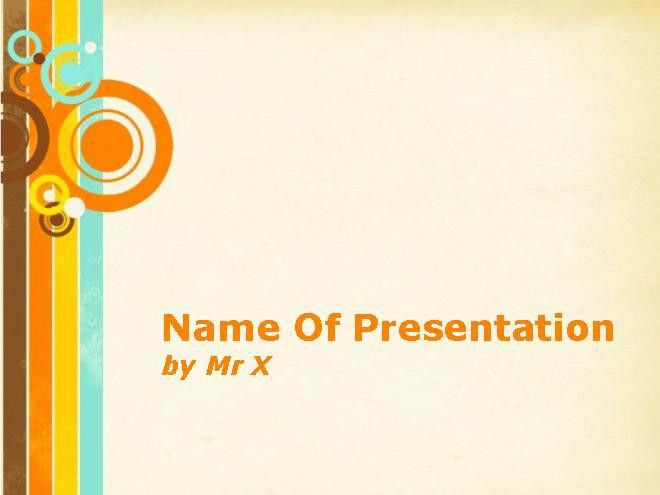 Cute Powerpoint Presentation Templates Free Download - Pet-Land.info