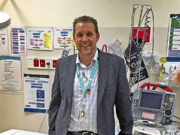 Community links a priority for Mile's Director of Nursing   Chronicle