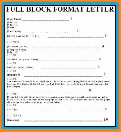 5+ block letter example | action plan template