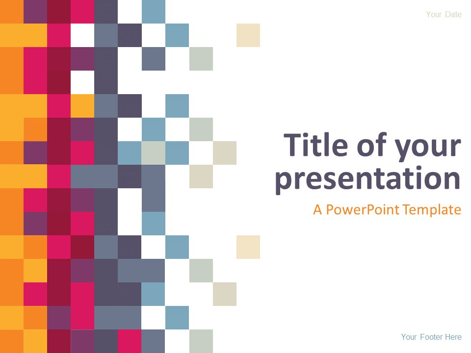 Free Pink PowerPoint Templates - PresentationGO.com