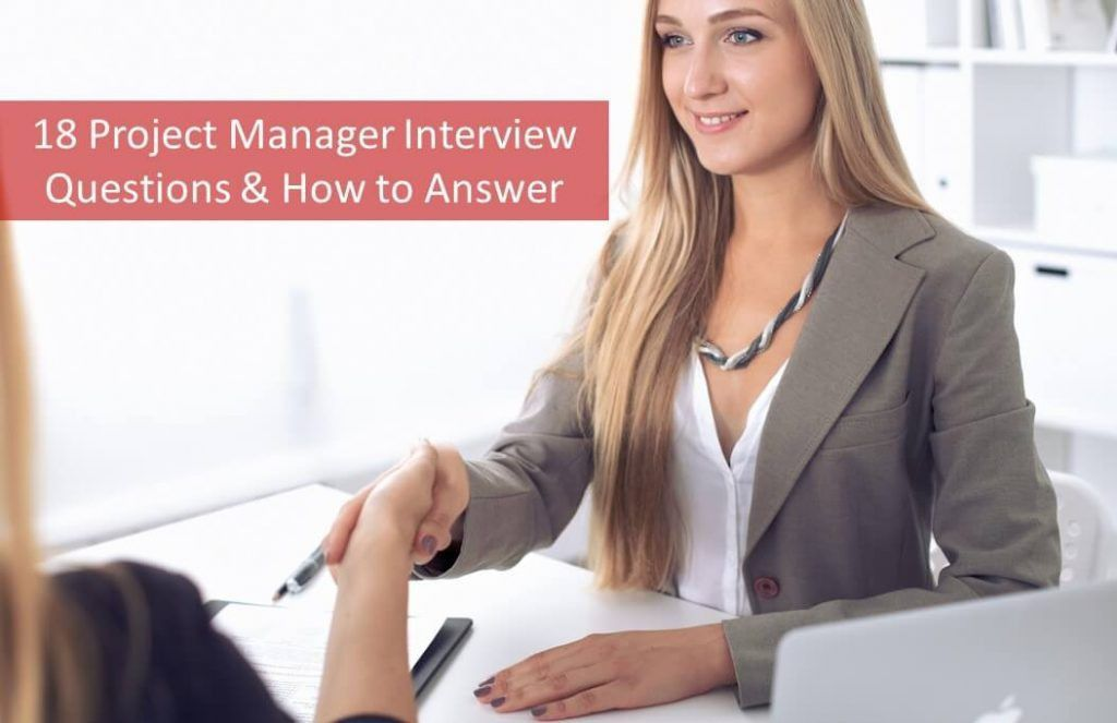 18 Project Manager Interview Questions & Answers - Master of ...