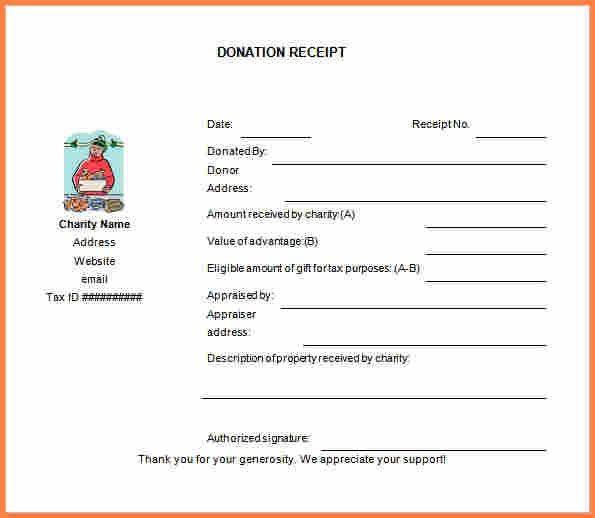 8+ donation receipt examples | pharmacy receipt