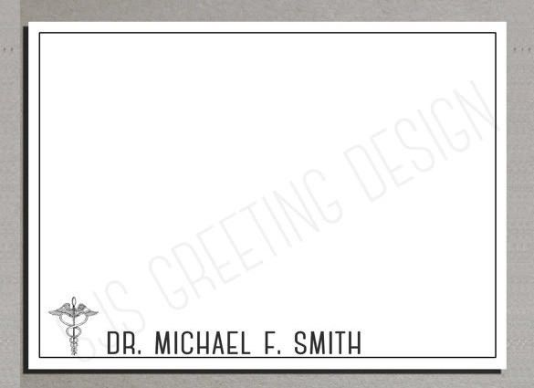 10+ Doctor Note Templates – Free Sample, Example, Indesign, EPS ...