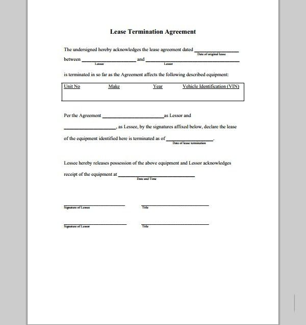 Sample Vehicle Lease Agreement Template. 8+ Room Rental Agreement ...