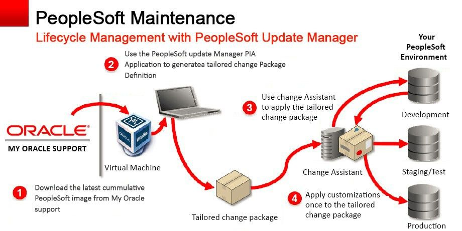 Ampcus Offers End-to-End PeopleSoft Services