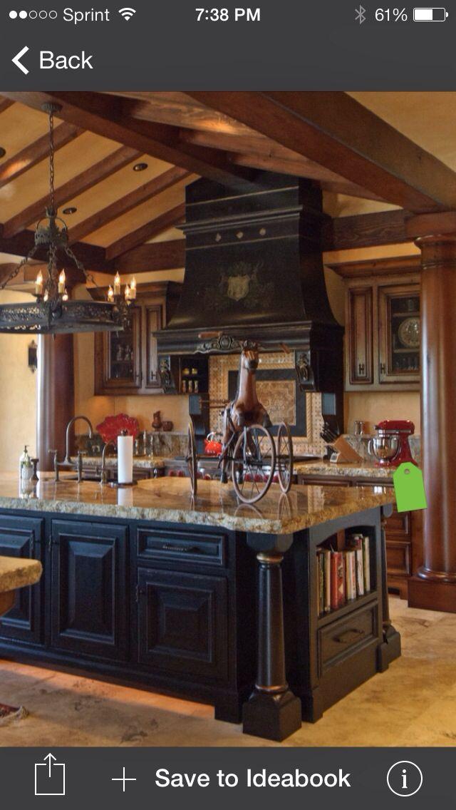 Decorar cocinas r sticas cocinas pinterest cocinas - Oh cielos muebles ...