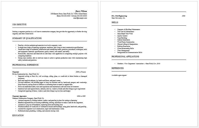 Cna Resume No Experience | Template Design