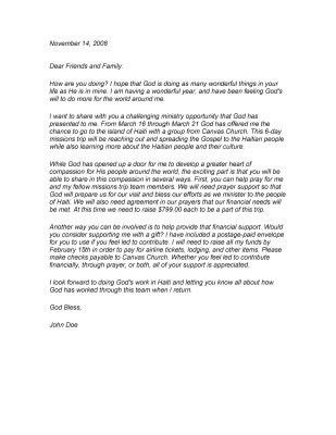 10 best Fundraising Letters images on Pinterest | Fundraising ...