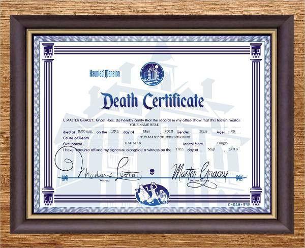 16+ Modern Certificate Examples, Samples