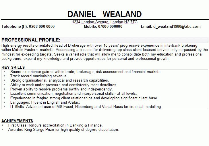 Sample Of Hobbies And Interests On A Resume #5849  Hobbies For Resume
