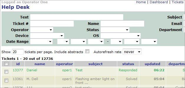 9 free open source ticket sytems   OpenSourceHunter