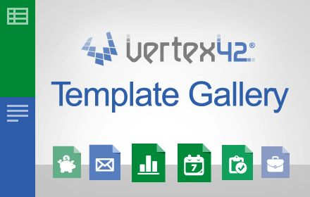 Template Gallery Add-on for Google Sheets and Docs