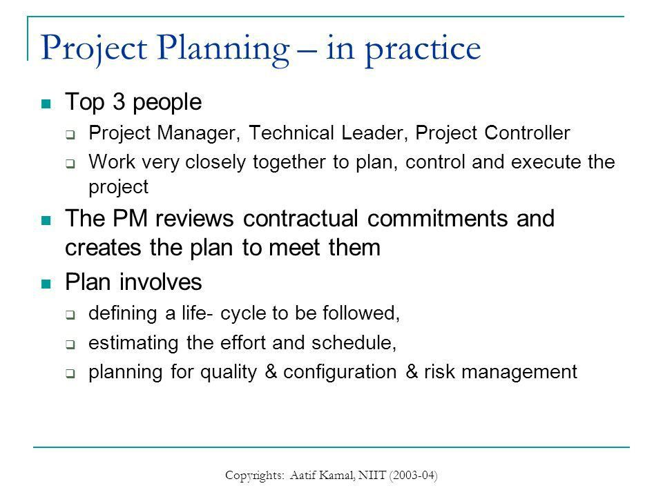Software Project Management - ppt video online download