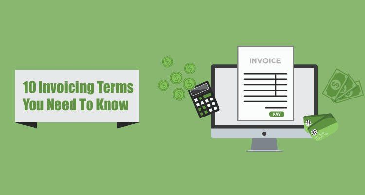 10 Invoicing & Payment Terms You Need To Know - Due