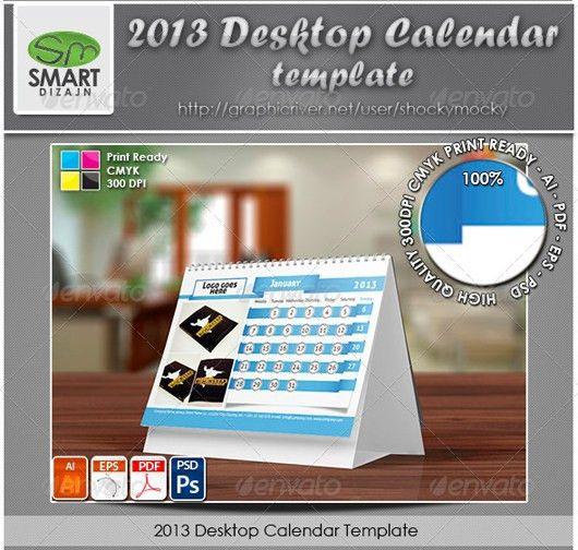 New Year 2013 Calander Templates - 40 Free and Premium Calendar ...