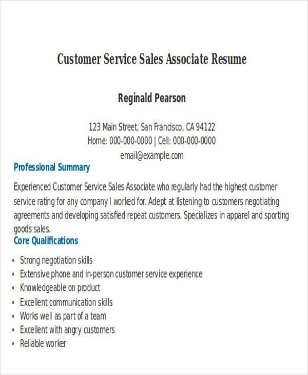 Best Sales Resume | Free & Premium Templates
