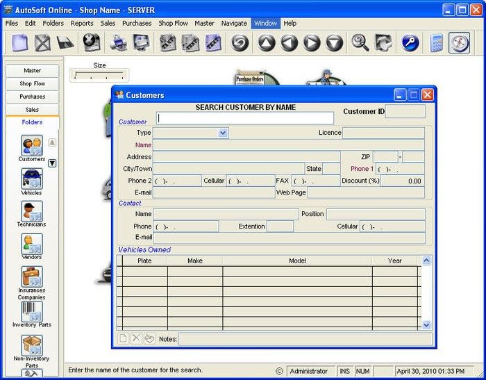 Download Free Automotive Invoice Software | rabitah.net