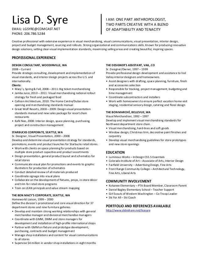 Merchandiser Job Description For Resume | Professional resumes ...