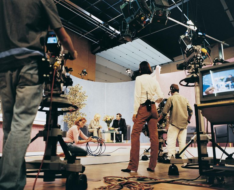 Film and TV Careers—Production Assistant