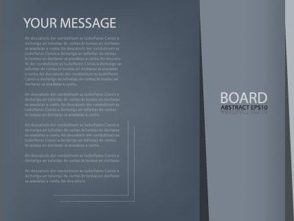Business brochure templates free vector download (21,961 Free ...