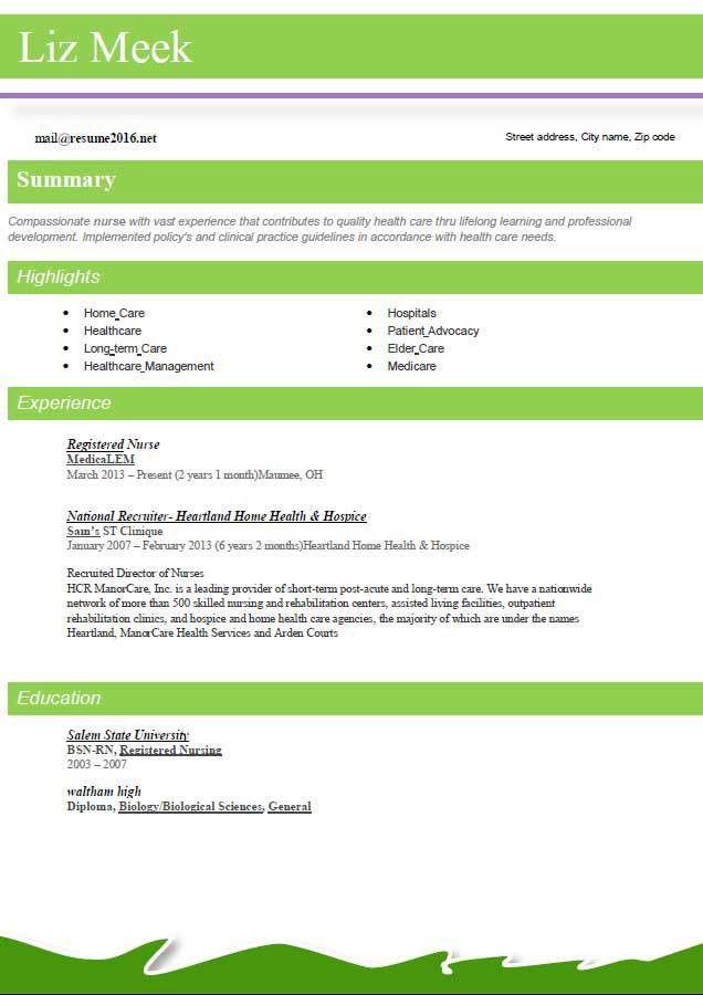 Free Resume Format Download In Ms Word. Free Sample Resume ...