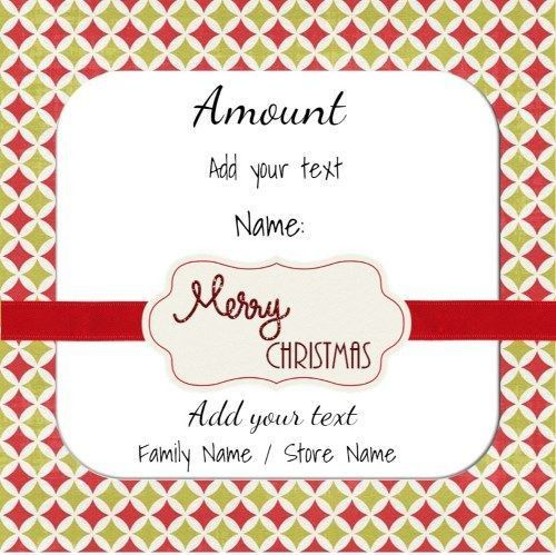 12 best Gift certificates images on Pinterest | Christmas gifts ...