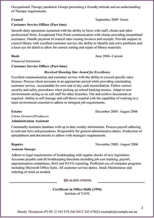 28+ Resume For Promotion Template | Event Coordinator Resume ...
