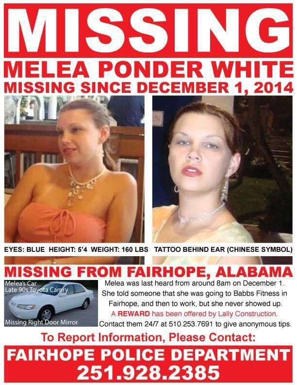 Missing Fairhope woman found dead in her car on private property ...