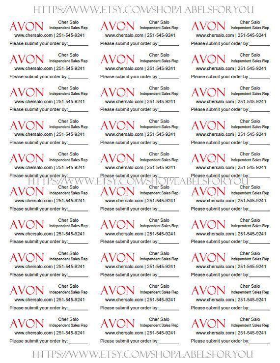 30 best AVON Book Binder Ideas images on Pinterest   Avon ideas ...